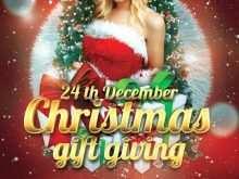 53 Creating Free Christmas Flyer Templates PSD File with Free Christmas Flyer Templates