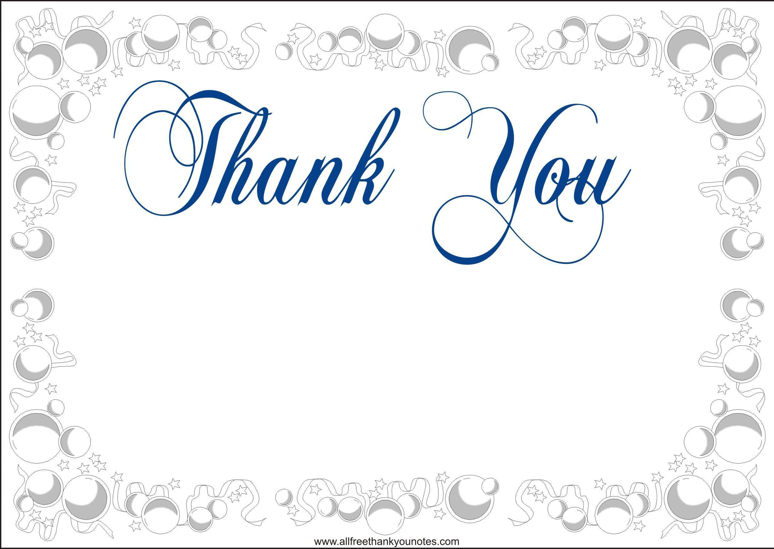 53 Creating Thank You Card Template Images in Photoshop for Thank You Card Template Images