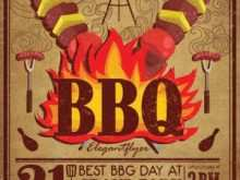 53 Creative Bbq Flyer Template With Stunning Design by Bbq Flyer Template
