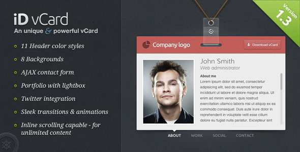 53 Creative Id Card Template Css Now with Id Card Template Css