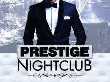 53 Creative Nightclub Flyer Template With Stunning Design with Nightclub Flyer Template