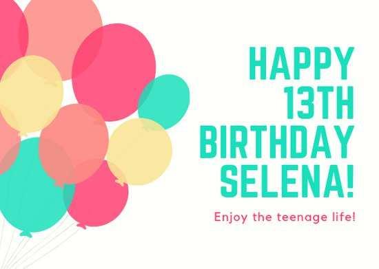 53 Customize Birthday Card Template Canva Maker for Birthday Card Template Canva