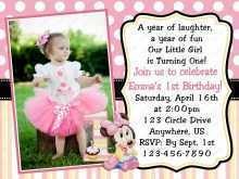 53 Customize Birthday Invitation Card Template For Girl PSD File with Birthday Invitation Card Template For Girl