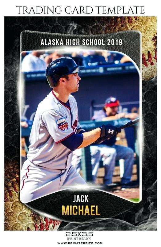 53 Free Baseball Trading Card Template For Word in Photoshop with Baseball Trading Card Template For Word