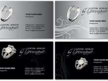 53 Free Business Card Jewelry Templates Formating by Business Card Jewelry Templates