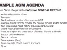 53 Free Printable Sports Club Agm Agenda Template Download by Sports Club Agm Agenda Template