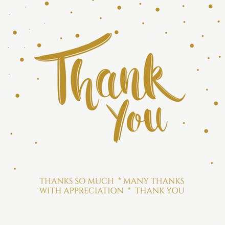 53 Free Thank You Card Template Images in Photoshop for Thank You Card Template Images