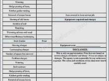 53 How To Create Blank Labor Invoice Template Layouts by Blank Labor Invoice Template