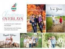 53 How To Create Christmas Card Template Lightroom With Stunning Design by Christmas Card Template Lightroom