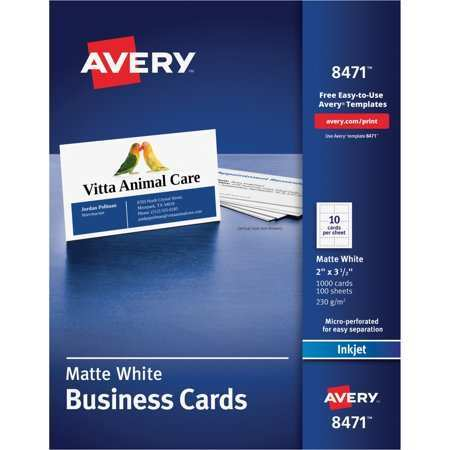 53 Online Avery Business Card Template Front And Back Maker by Avery Business Card Template Front And Back