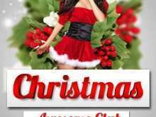 53 Report Free Christmas Flyer Templates Templates for Free Christmas Flyer Templates
