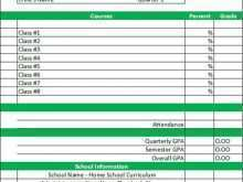 53 Standard Grade 8 Report Card Template Formating for Grade 8 Report Card Template