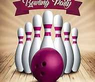 53 Visiting Bowling Flyer Template Free PSD File for Bowling Flyer Template Free