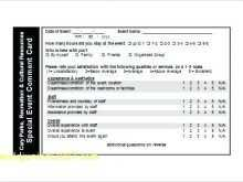 53 Visiting Comment Card Template Microsoft Layouts by Comment Card Template Microsoft