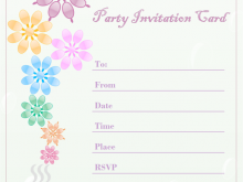 53 Visiting Invitation Card Template Hd For Free with Invitation Card Template Hd