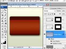 Credit Card Design Template Psd