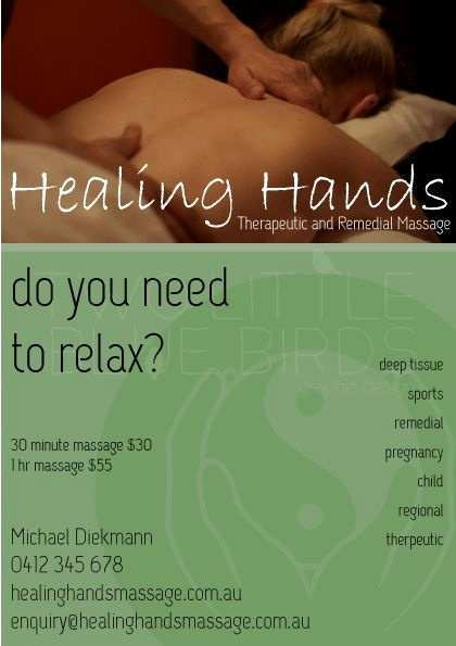 Massage Flyer Template Free from legaldbol.com
