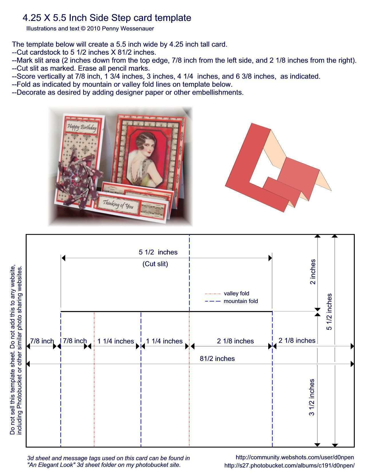 54 Best 4 25 X 5 5 Card Template Now for 4 25 X 5 5 Card Template