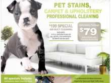 54 Best Carpet Cleaning Flyer Template For Free with Carpet Cleaning Flyer Template
