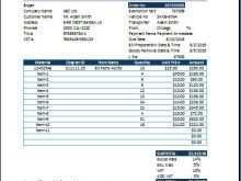 54 Best Company Invoice Format In Excel Now with Company Invoice Format In Excel