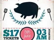 54 Best Pig Roast Flyer Template Free Download for Pig Roast Flyer Template Free
