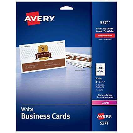 54 Blank Avery Business Card Templates With Borders For Free by Avery Business Card Templates With Borders