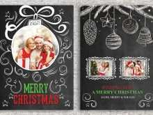 54 Blank Christmas Card Templates For Photos With Stunning Design for Christmas Card Templates For Photos