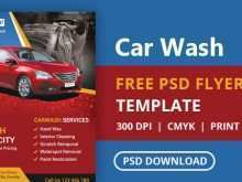 54 Create Car Wash Flyer Template Free in Photoshop by Car Wash Flyer Template Free
