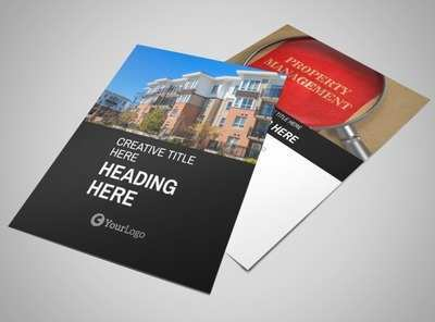 54 Create Property Management Flyer Template With Stunning Design by Property Management Flyer Template