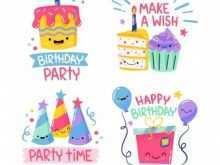 54 Customize Birthday Card Templates Indesign With Stunning Design by Birthday Card Templates Indesign
