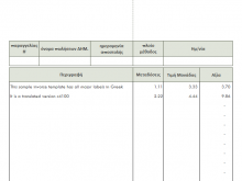 54 Customize Our Free Gst Vat Invoice Template in Word by Gst Vat Invoice Template
