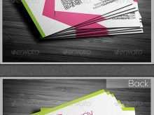 54 Format Business Card Template Graphicriver Now with Business Card Template Graphicriver