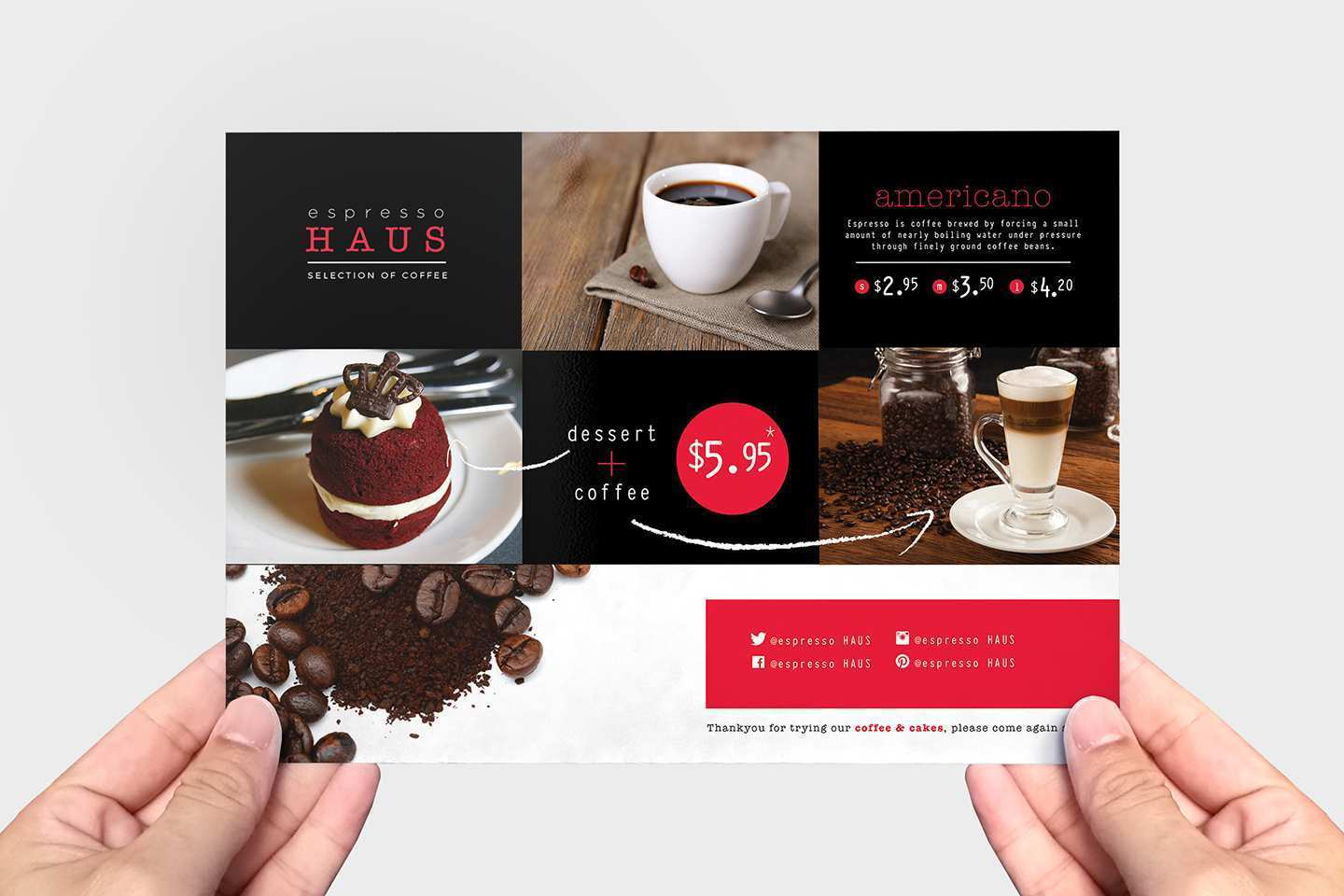 54 Free Cafe Flyer Template in Word with Cafe Flyer Template