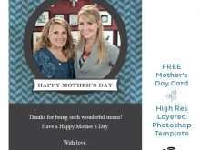 54 Free Mother S Day Card Template Photoshop With Stunning Design for Mother S Day Card Template Photoshop