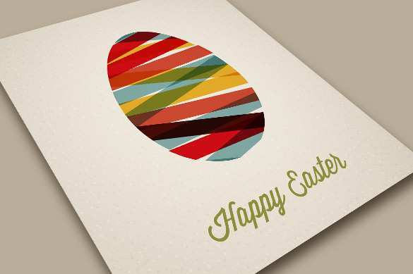 54 How To Create Easter Card Template Pdf for Ms Word by Easter Card Template Pdf