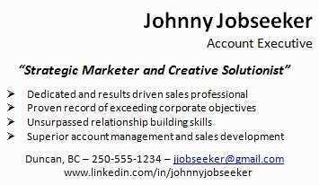 54 Online Business Card Template For Job Seeker Templates by Business Card Template For Job Seeker