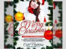54 Printable Free Christmas Flyer Templates With Stunning Design with Free Christmas Flyer Templates
