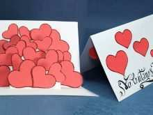 54 Printable Pop Up Card Tutorial Heart Formating by Pop Up Card Tutorial Heart