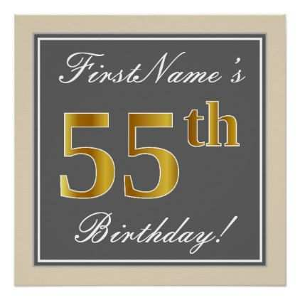 54 Report 55Th Birthday Card Template For Free by 55Th Birthday Card Template