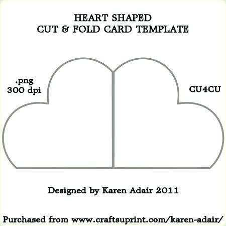 Quarter Fold Card Template Word from legaldbol.com