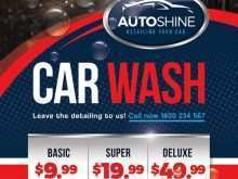 54 Report Car Detailing Flyer Template Photo for Car Detailing Flyer Template