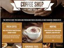 54 The Best Cafe Flyer Template Templates with Cafe Flyer Template