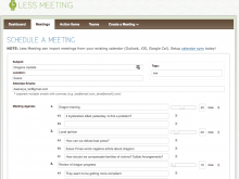 54 The Best Professional Agenda Templates For Meetings for Ms Word by Professional Agenda Templates For Meetings