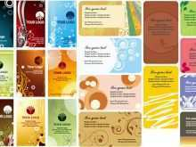 54 Visiting Id Card Design Template Illustrator For Free for Id Card Design Template Illustrator