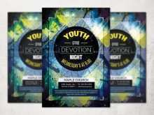 Youth Flyer Templates