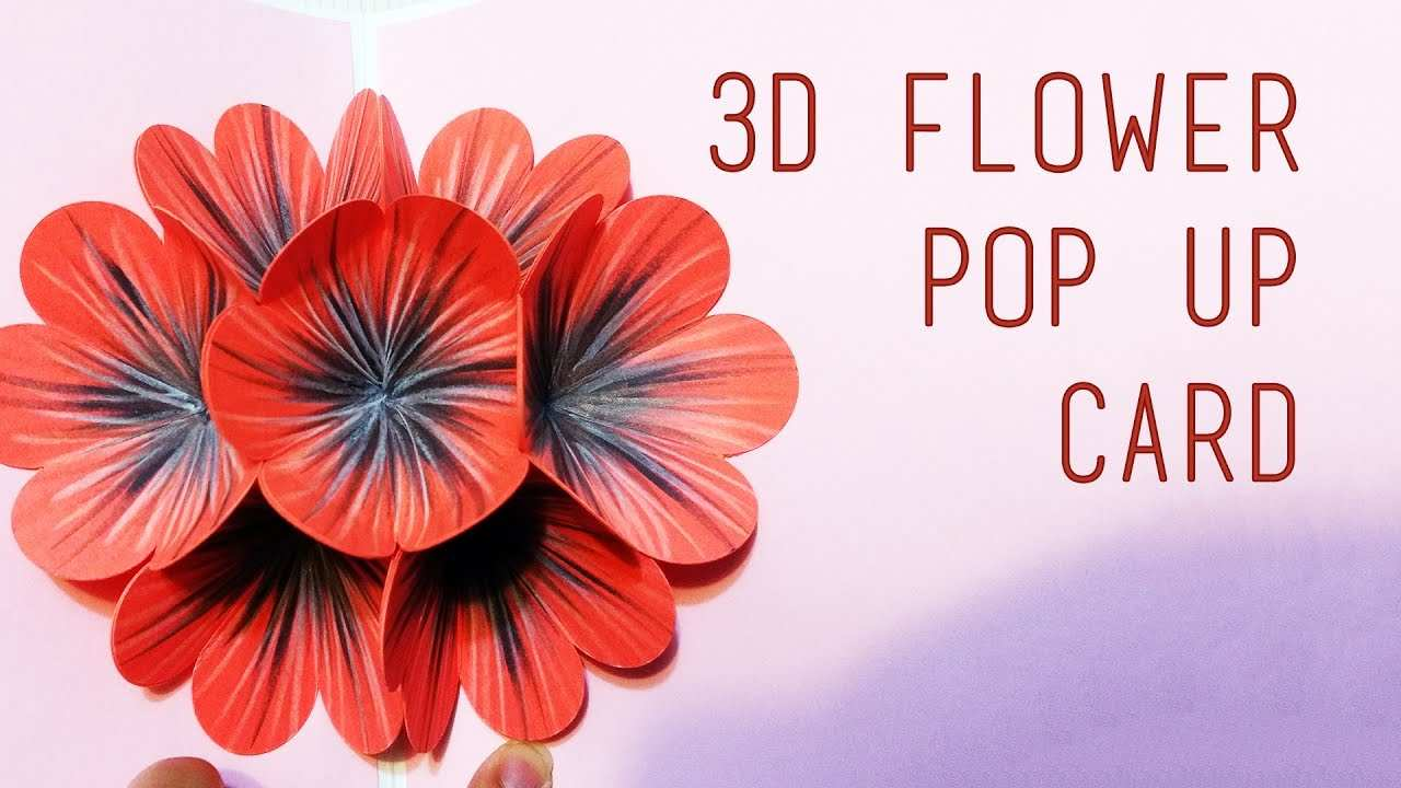 55 Adding 3D Mothers Day Card Template Formating for 3D Mothers Day Card Template