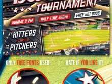 55 Best Baseball Flyer Template Free in Photoshop for Baseball Flyer Template Free