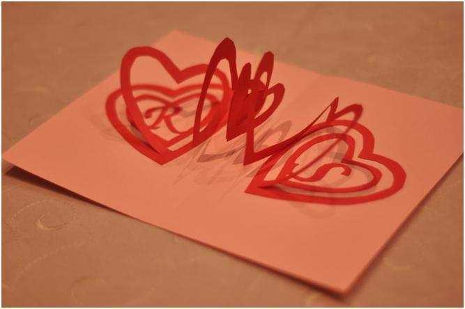 55 Best Heart Card Templates Nz Maker by Heart Card Templates Nz
