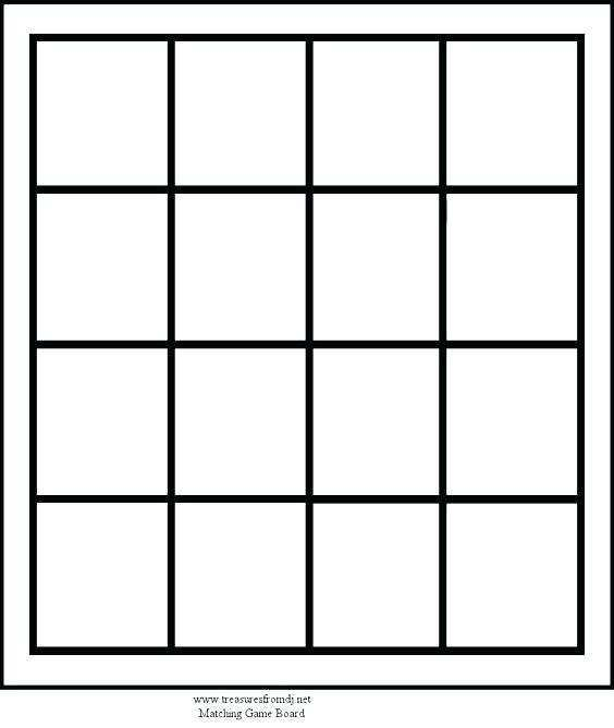 55 Blank Free Printable Game Card Template Download for Free Printable Game Card Template