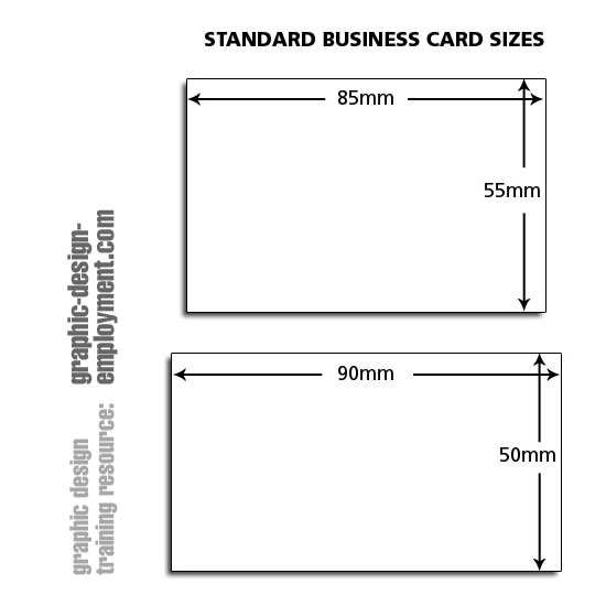 55 Blank Visiting Card Templates Size Templates by Visiting Card Templates Size